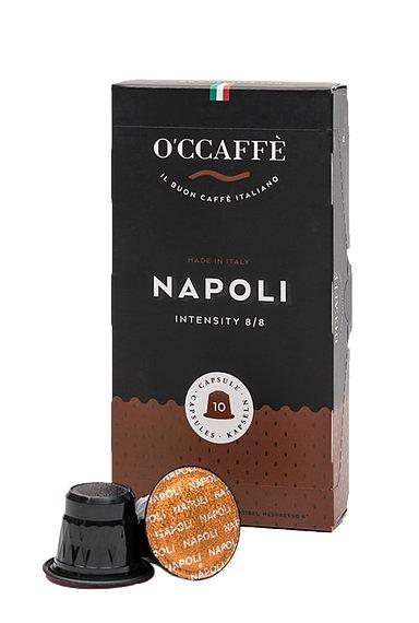 Napoli Capsules ( Nespresso Compatible)