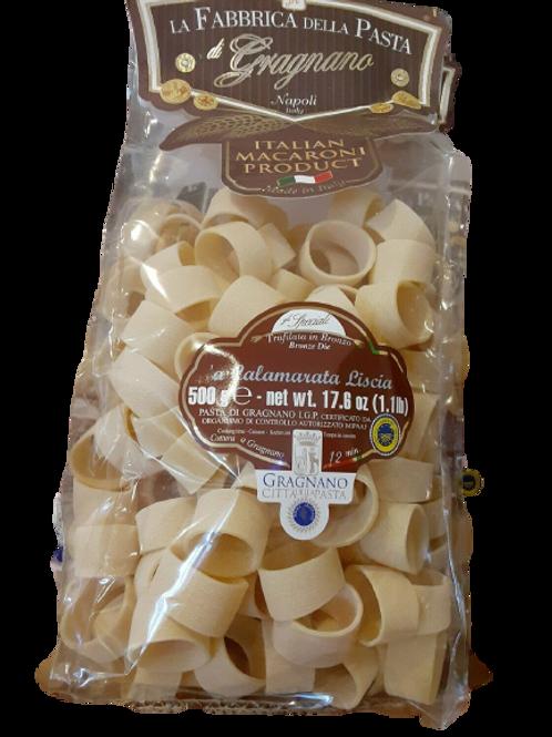 La Fabrica Della Pasta - 'a Calamarata Liscia