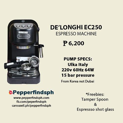Delonghi EC250.B Coffee Machine