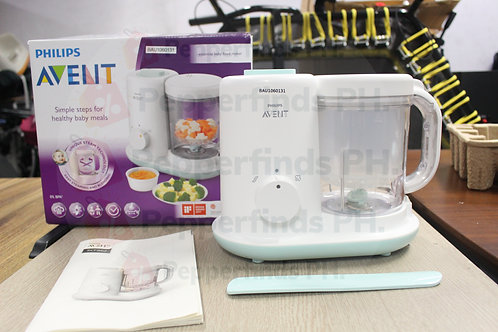 Avent 2 in 1 Essential Baby Food Maker
