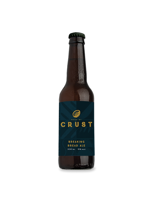 CRUST Beer Breaking Bread Ale