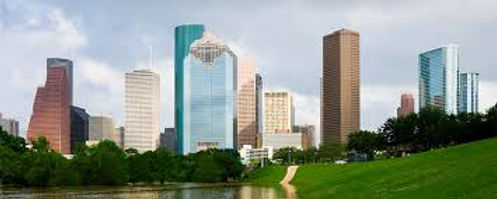 Houston Texas Iconic skyline.