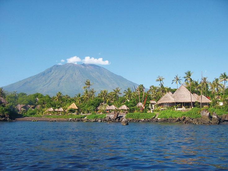 Alam Batu Bali