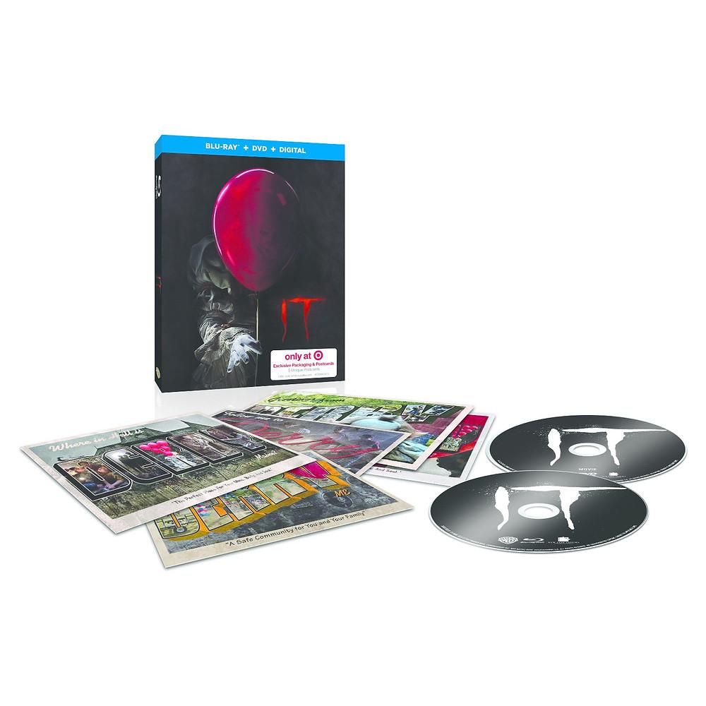 Target DVD version