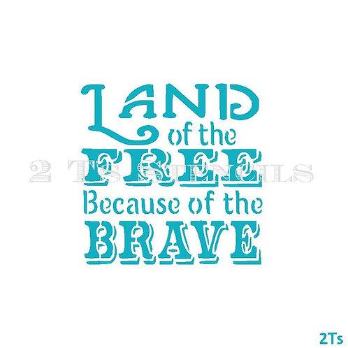 Patriotic phrase IV