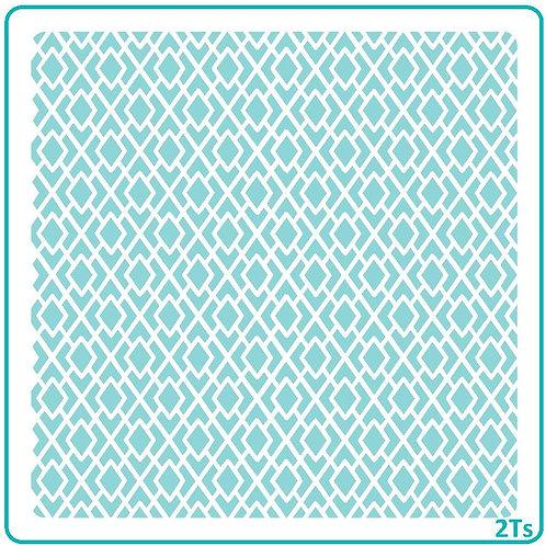 Small triangle lace