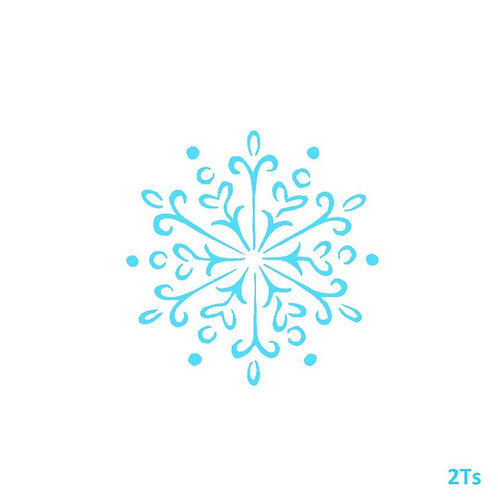 6 Part Snowflake Collection