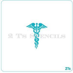 Caduceus small   Medical emblem