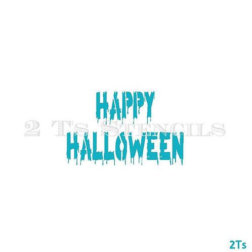 Happy Halloween Bleeding