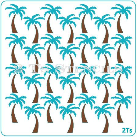Palm Tree Background 2 part