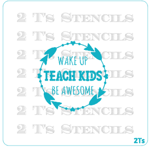Wake up teach kids