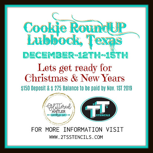 Red Barn Cookie RoundUP~Dec