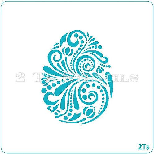 Swirl Egg 2