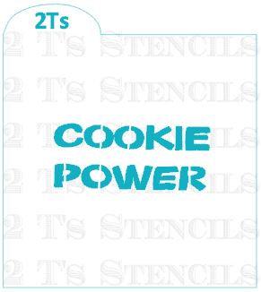 Cookie Power mini