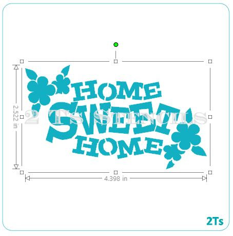 Home Sweet Home II purple parcel club set