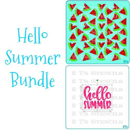 Hello Summer Bundle