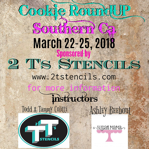 Cookie RoundUP Southern Ca DEPOSIT