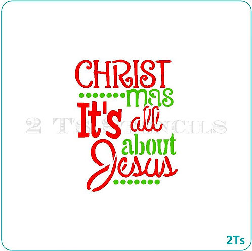 It's all about Jesus 2 Part