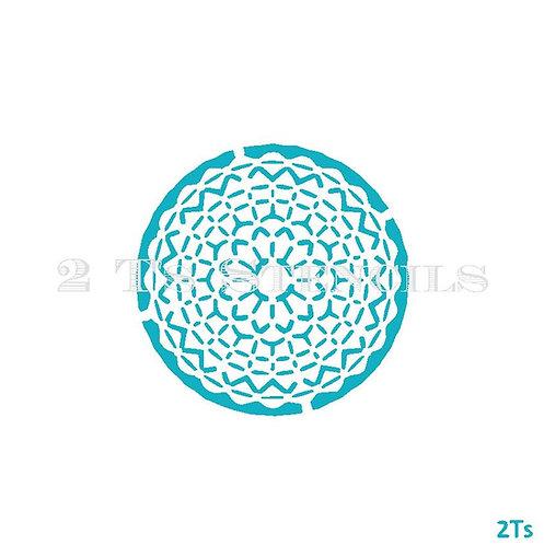 Geometric round V