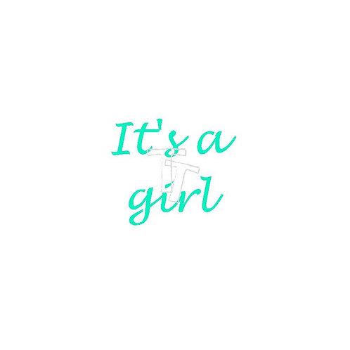 it's a Girl~Boy Set of 2