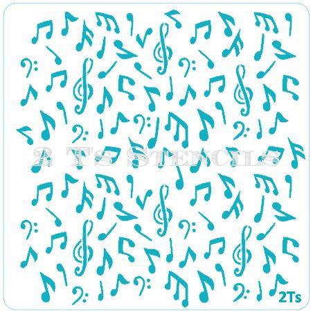 Music Notes backgroun