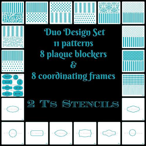 Duo Design Custom Blocker Set