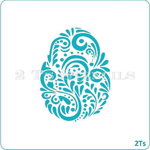 Swirl Egg 1