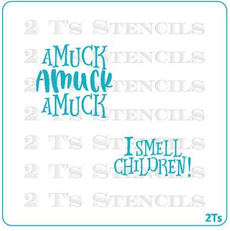 Amuck amuck