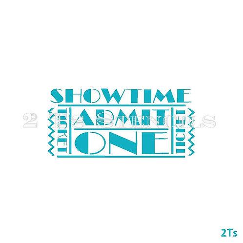 Showtime Movie set
