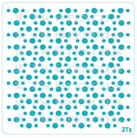 Random polka dots