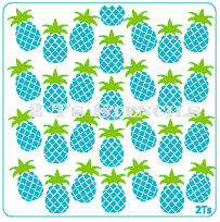 pineapple 2 part background
