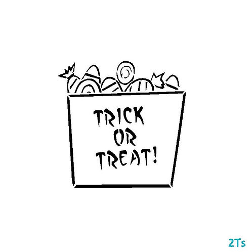 PYO trick or treat candy