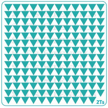 Aztec triangles