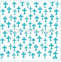 crosses background