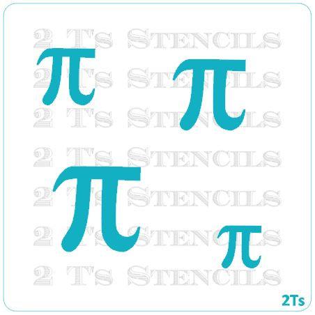 Pi symbols