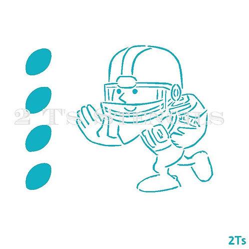 PYO Football player