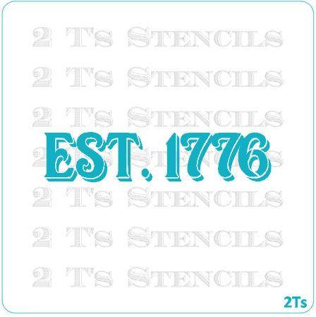 EST 1776