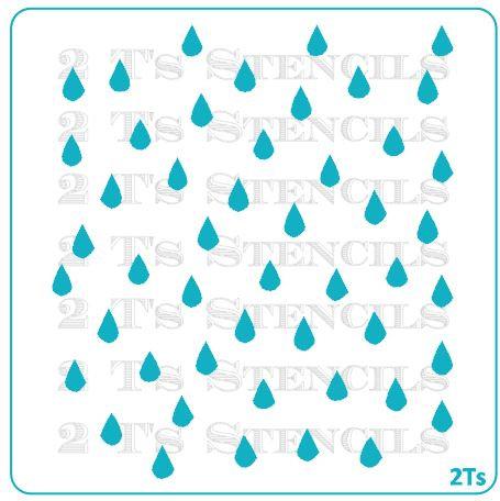 raindrops large