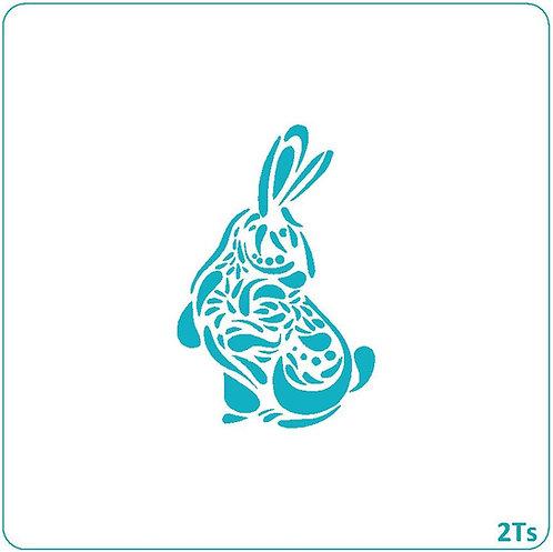 Swirled Bunny