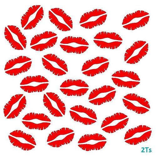 Lips background