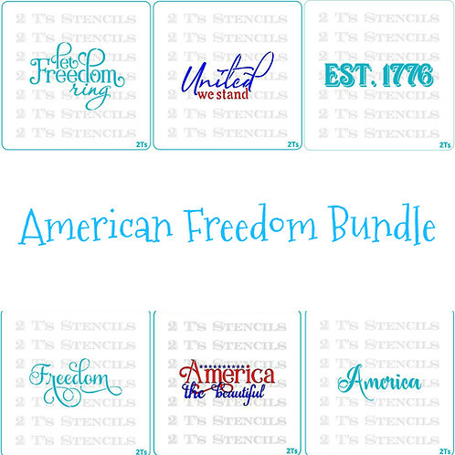 American Freedom Bundle