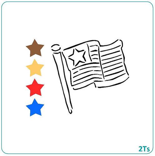 PYO American Flag