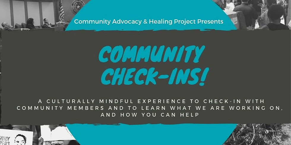 Community Check-In (2)