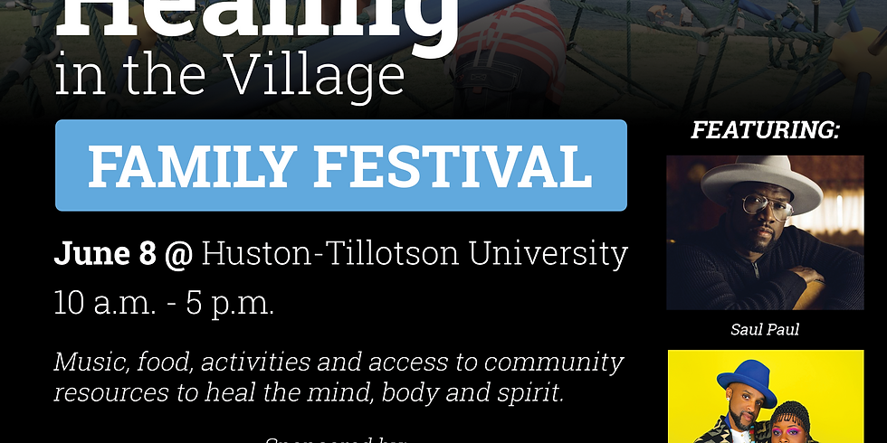Healing in the Village Family Festival
