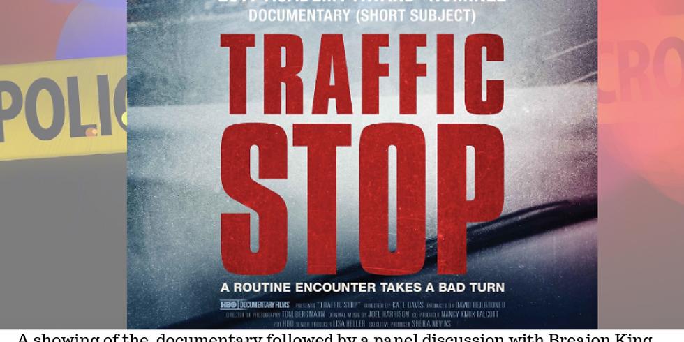 Screening of the 2017 Academy Award Nominee: Traffic Stop