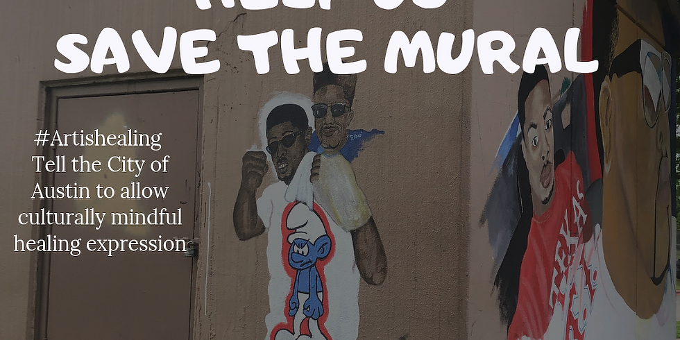 Save Mural in Givens