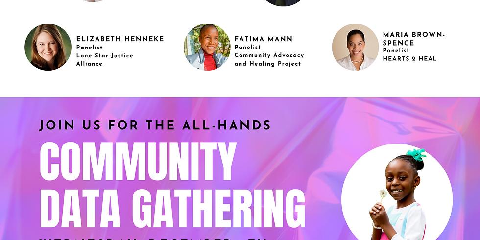 Community Data Engagement