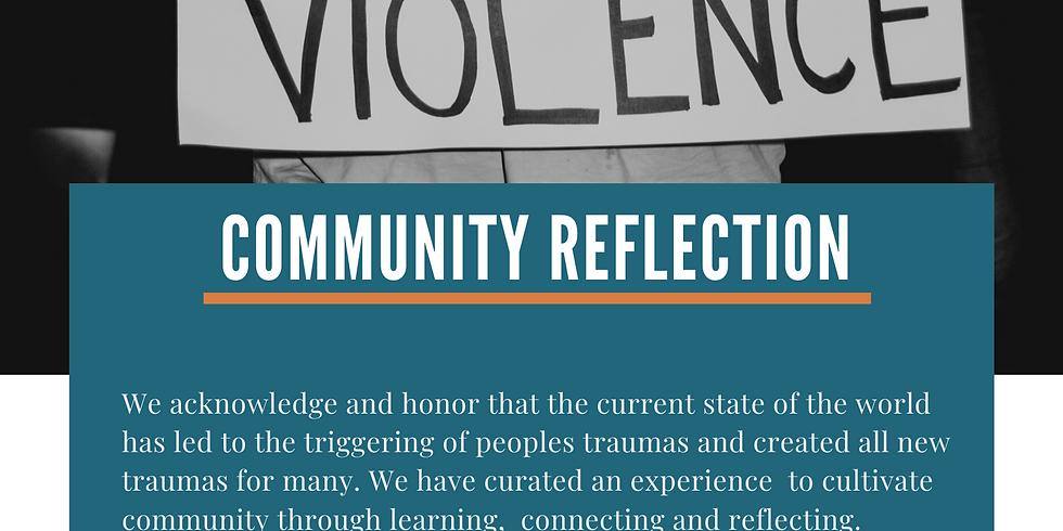 Community Reflection