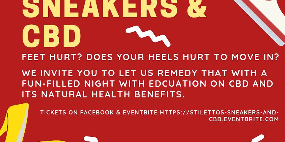 Stilettos, Sneakers, and CBD