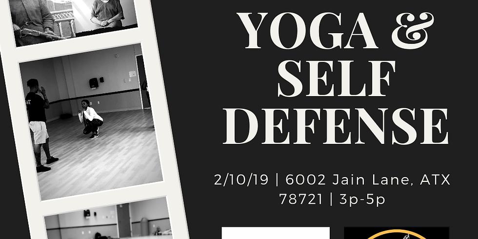 Self Care & Self Defense Yoga with MAAT Concepts LLC.